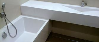 Nowoczesne wyposażenie łazienki, czyli umywalki na wymiar