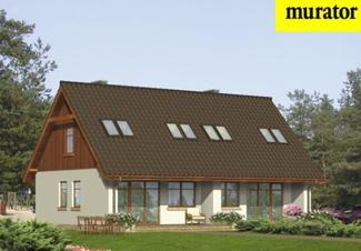 Dom, który na siebie zarobi - projekty domów z pokojami dla letników