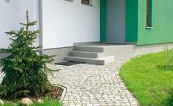 Schody zewnętrzne. Budowa schodów betonowych