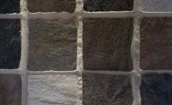 Materiały wykończeniowe na ściany i podłogi: mozaiki kamienne