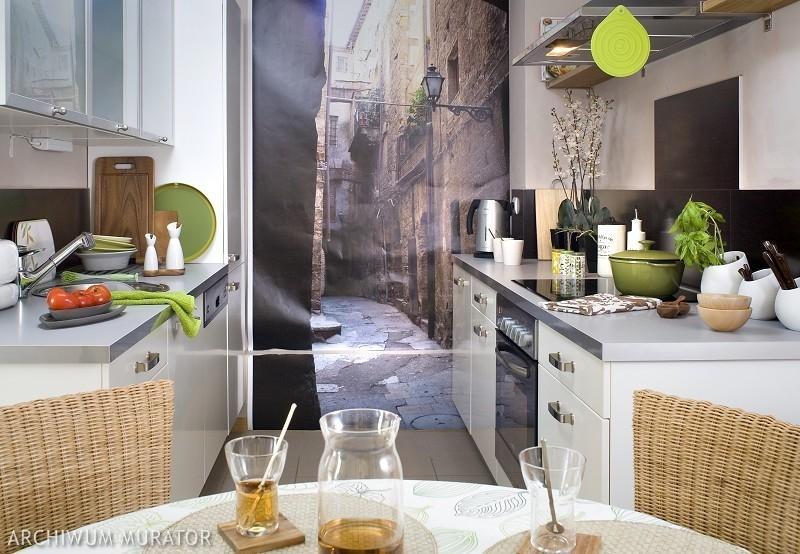 Tapeta W Kuchnia - Galeria zdjęć  Tapeta w kuchni 12 propozycji na