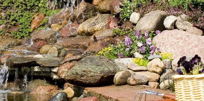 Nietypowe skalniaki. Najciekawsze pomysły na skalniak [ZDJĘCIA - inspiracje na ogrody skalne]