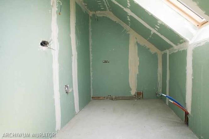 Płyty gipsowo-kartonowe do łazienki