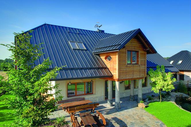Panele na wymiar dachu