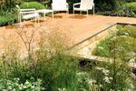 Miejsce relaksu w ogrodzie - niekoniecznie na tarasie