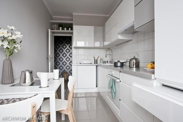 Galerie zdjęć  Kuchnia w stylu skandynawskim  Zdjęcia redakcji  Muratordom pl -> Kuchnia W Bloku W Stylu Skandynawskim