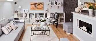 Projekt salonu. Jak powinien wyglądać wygodny pokój dzienny?