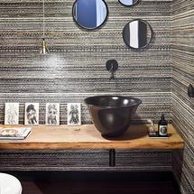 Pomysł na łazienkę - oryginalna umywalka łazienkowa