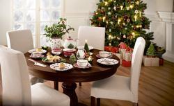 Boże Narodzenie: 20 pomysłów, jak udekorować stół na święta, aby wigilia była wyjątkowa