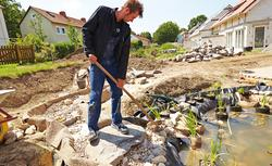 Budowa oczka wodnego krok po kroku
