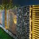 Ogrodzenia gabionowe – eleganckie dopełnienie otoczenia domu i oryginalny element aranżacji ogrodu