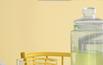 Kolory w kuchni - żółty