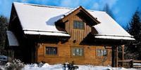 Śniegołapy na dachu dwuspadowym
