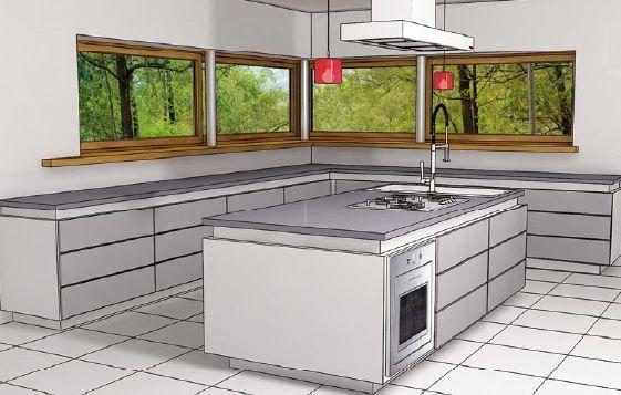 Okna kuchenne inaczej. 5 pomysłów, które odmieni twoją kuchnię