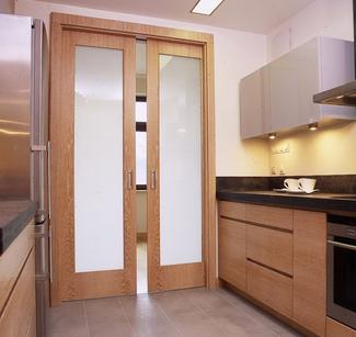 Drzwi chowane w ścianie