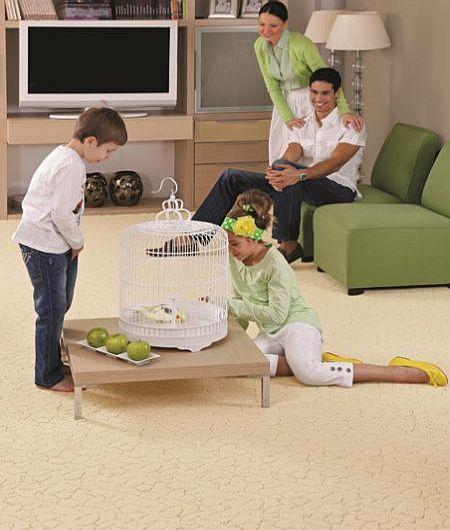 Wykładziny dywanowe - dobry sposób na przytulne wnętrza