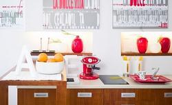 Męski styl - aranżacja kuchni. Zmiany z kuchni ciemnej i ciasnej w jasną i nowoczesną